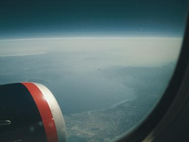 Ryan AIr Window Seat
