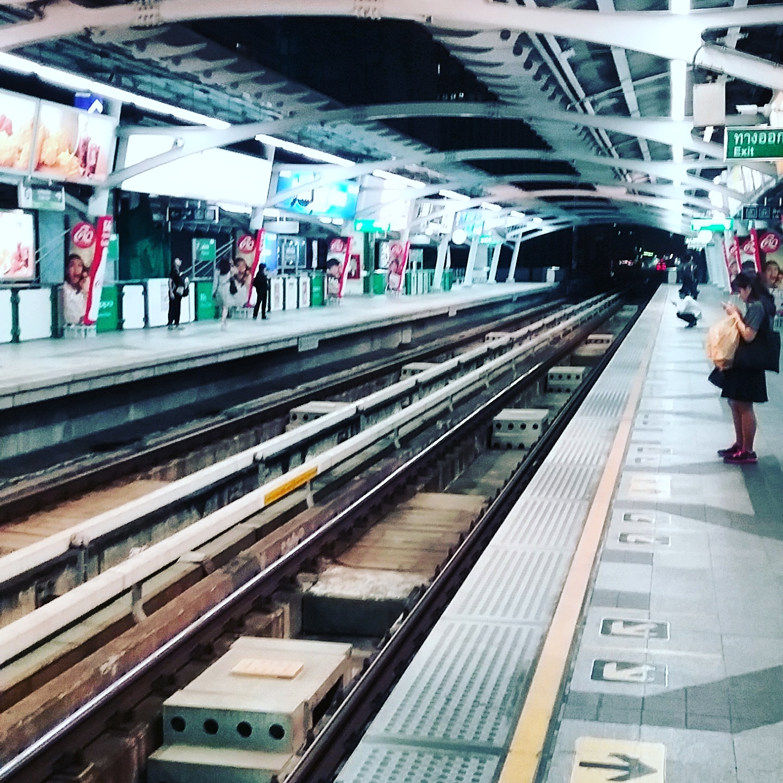 Bangkok, BTS Skytrian,
