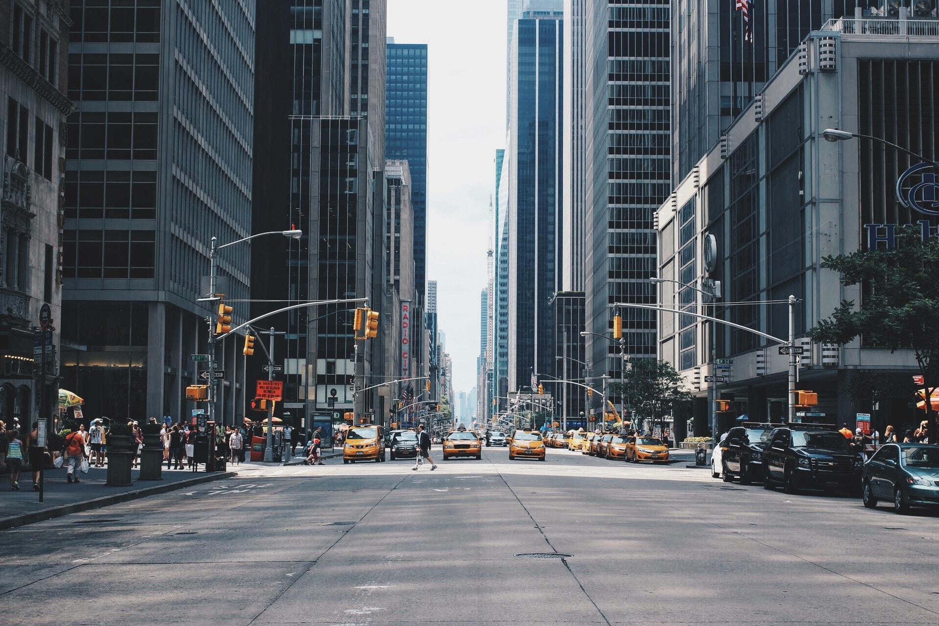 NYC, New York city, New York